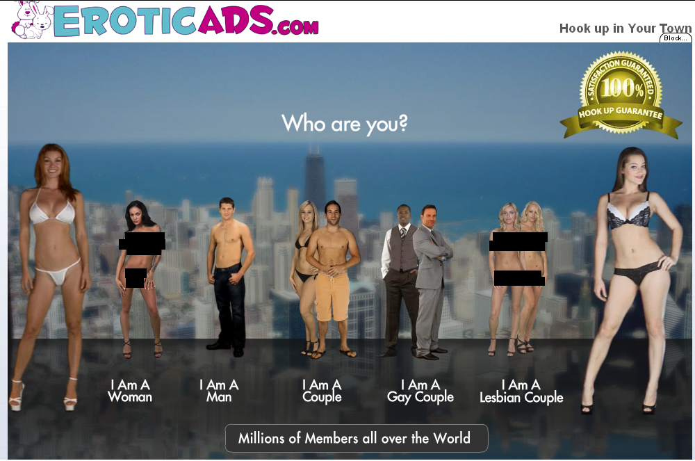 EroticAds Homepage1