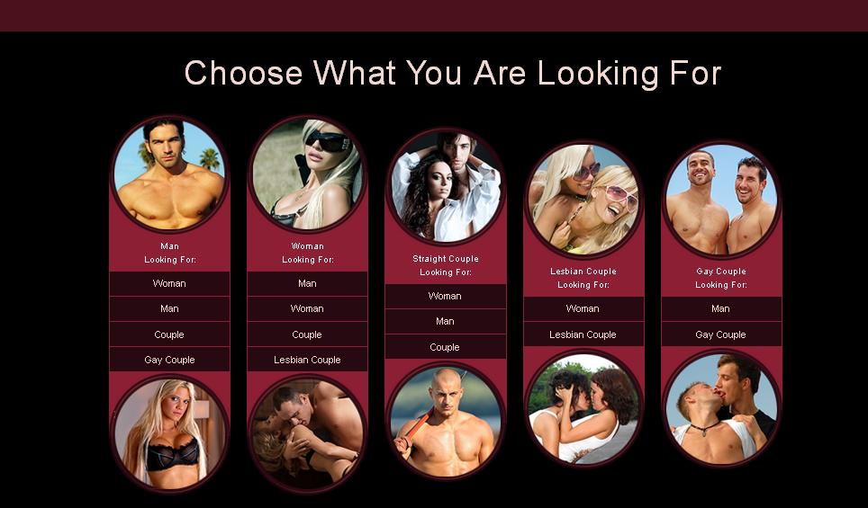 EroticSearch Homepage2