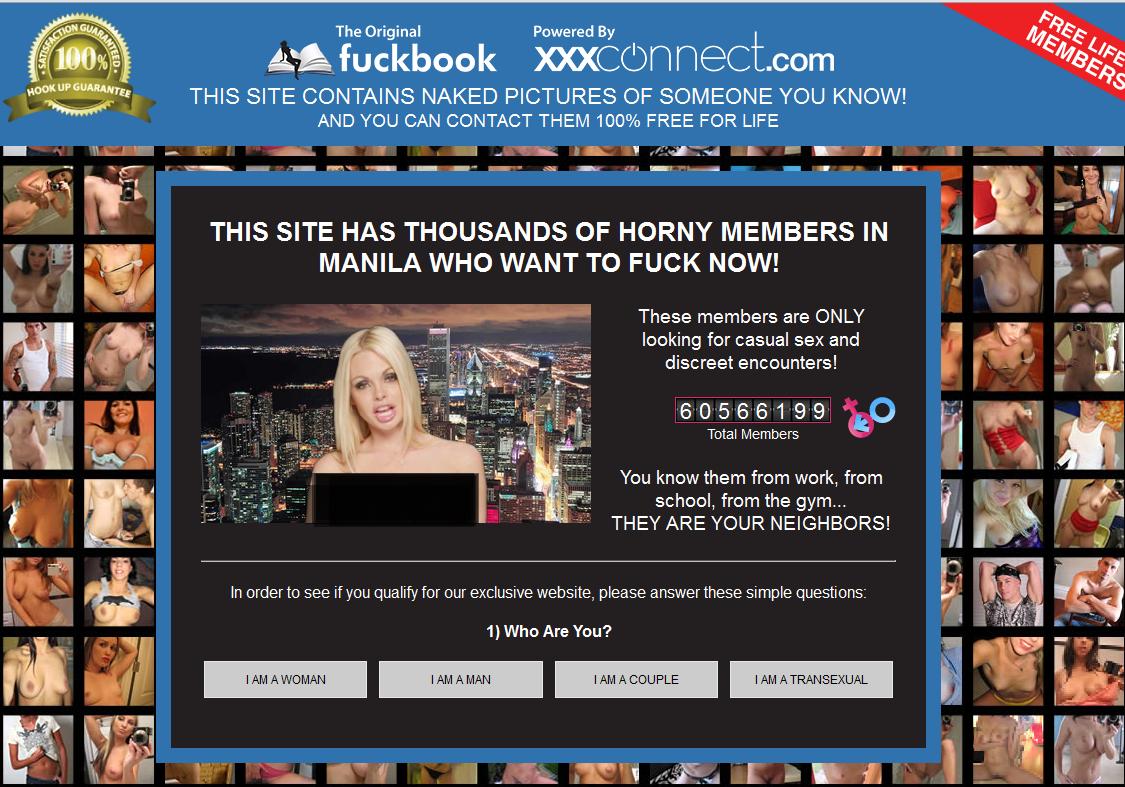 XXXConnect_Homepage1